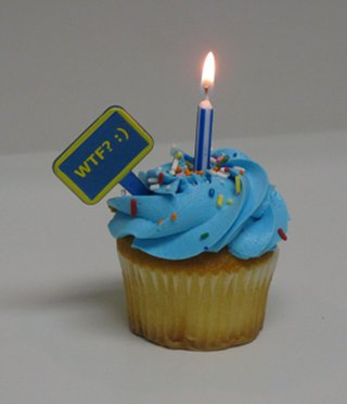 More Randomer's First Birthday